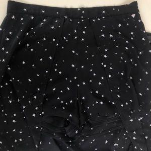 Guess Star Shorts w/ Maxi Skirt XL